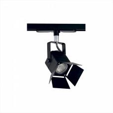 CL526T11SN Рубик Черный Св-кТрековый LED 5W*4000K