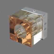 8031 T-CH Точечный светильник Накладной